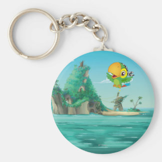 Jake and the Neverland Pirates | Skully Flying Keychain