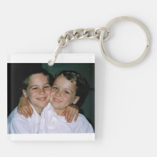 Jake and Travis Arms of Life Keychain
