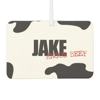 "Jake ""Angus Beef"" Trendy Air Freshener"