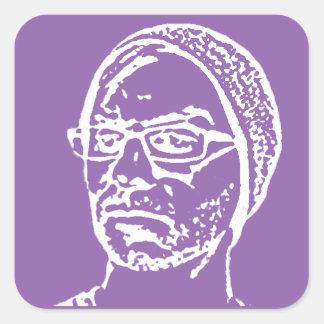 Jake Head Sticker