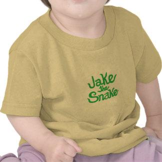 Jake la serpiente es el HOMBRE Camisetas