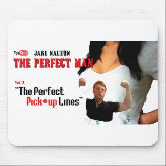 Jake Nalton mouse pad featuring ComicalReina