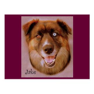 Jake Postcard
