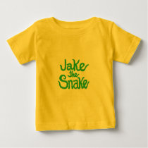 Jake The Snake Is the MAN Baby T-Shirt