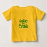 Jake The Snake Is the MAN Tee Shirts