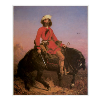 Jakes largo, 1844 poster