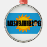 jakes weather Ornament