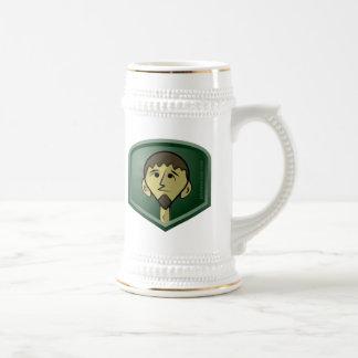 JakeWozniak.com Beer Stein