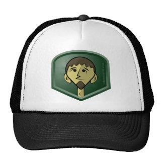 JakeWozniak com Mesh Hats