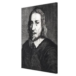 Jakob Bohme Canvas Print