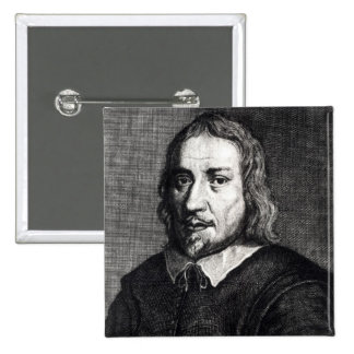Jakob Bohme Pinback Button