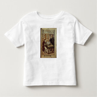 Jakob Fugger in his office, 1518 Toddler T-shirt