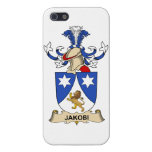 Jakobi Family Crest Cover For iPhone 5