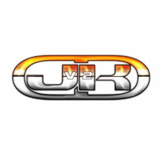 JaKool Logo Sculpture