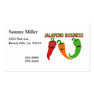Spanish Business Cards & Templates
