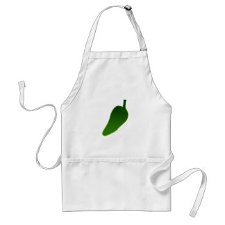 Jalapeno Pepper Adult Apron