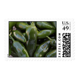 Jalapeno Peppers Stamp