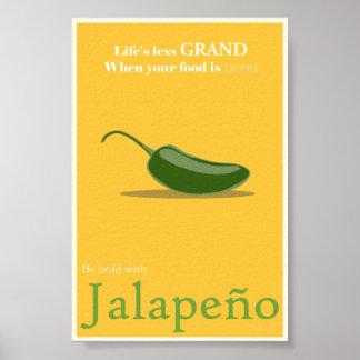 Jalapeno Promotional Poster - 4x6
