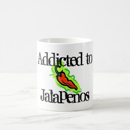 Jalapenos Coffee Mug