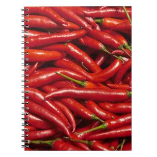 Jalapenos Cuaderno