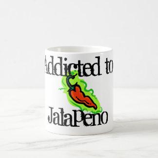 Jalapenos Classic White Coffee Mug