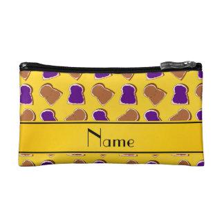 Jalea amarilla conocida personalizada de la