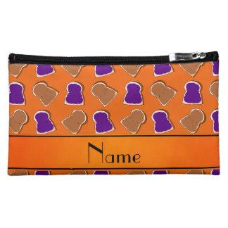 Jalea anaranjada conocida personalizada de la