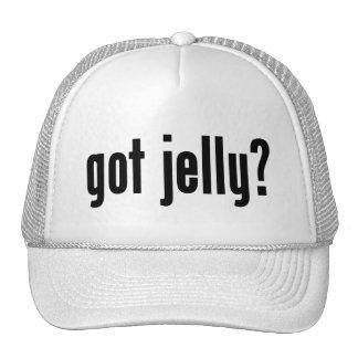 ¿jalea conseguida? gorra