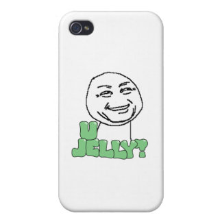 ¿Jalea de U iPhone 4/4S Carcasa