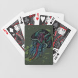 Jalea del veneno baraja cartas de poker