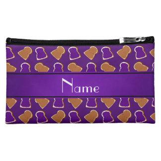 Jalea púrpura conocida personalizada de la