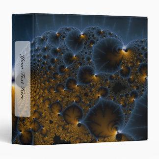 """Jaleas de deriva - arte del fractal carpeta 1 1/2"""""""