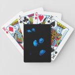 Jaleas de la luna azul baraja cartas de poker