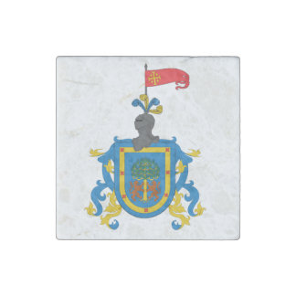JALISCO (HERALDRY) STONE MAGNET