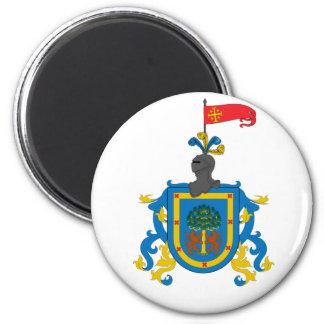 Jalisco (Heraldry), Mexico flag Refrigerator Magnets