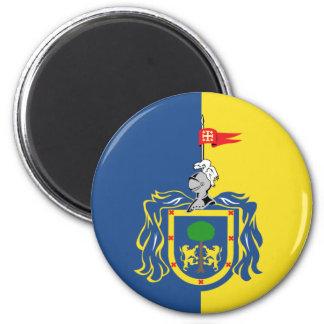 Jalisco (Local), Mexico flag Fridge Magnets