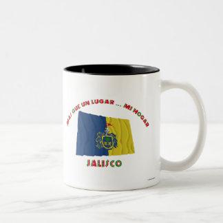 Jalisco - Más Que un Lugar ... Mi Hogar Mugs