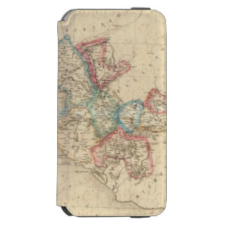 Jalisco, Mexico 2 iPhone 6/6s Wallet Case
