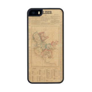 Jalisco, Mexico 2 Wood Phone Case For iPhone SE/5/5s