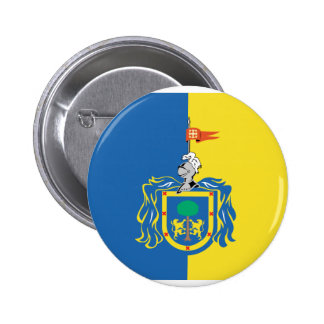 Jalisco, Mexico Pinback Buttons
