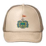 Jalisco, Mexico Mesh Hat