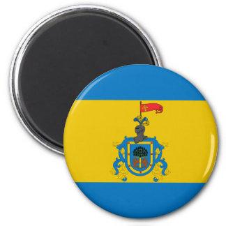 Jalisco(New Galicia), Mauritius flag Refrigerator Magnets