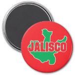 Jalisco State Fridge Magnets