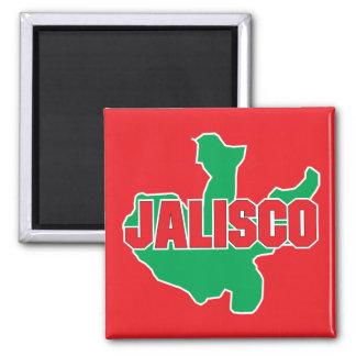 Jalisco State Magnet