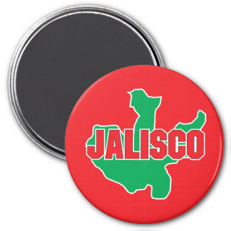 Jalisco State Magnet