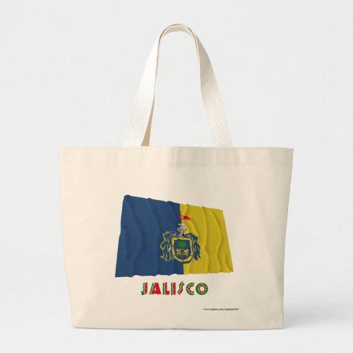 Jalisco Waving Flag Bags