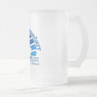 Jalkasen Lomamökit mug - choose style & color