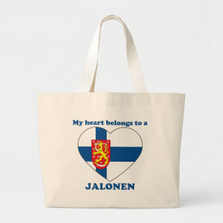 Jalonen Tote Bags