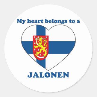 Jalonen Sticker