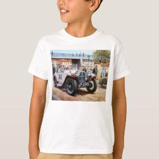 Jalopy racingcar painting T-Shirt